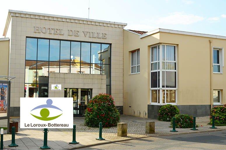 Logiciel de gestion des services techniques Mairie Loroux-Bottereau OpenGST