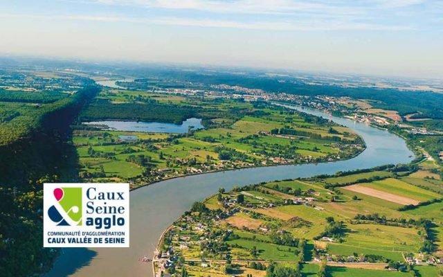 Logiciel de gestion des services techniques Communauté agglomération Caux Vallée de Seine OpenGST
