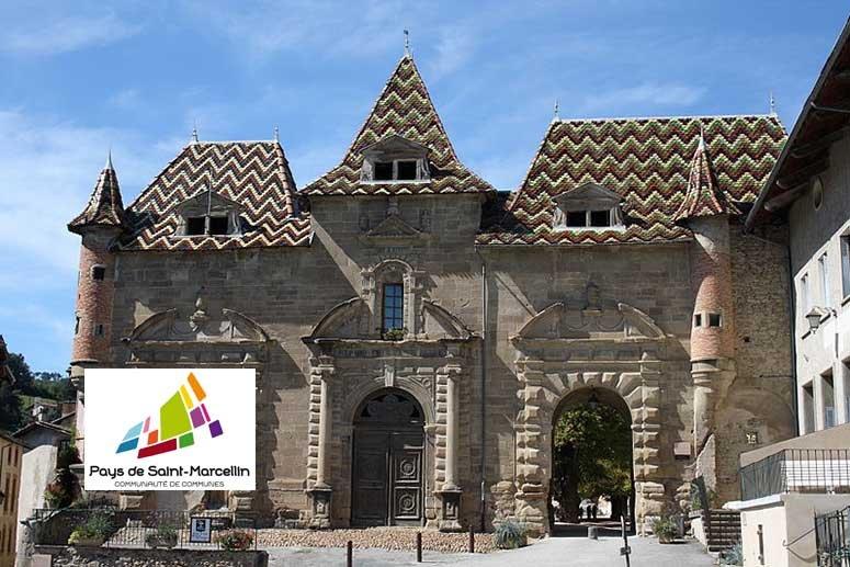 Logiciel de gestion des services techniques Communauté de communes Pays de Saint-Marcellin Open GST