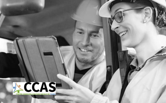 CCAS Tours référence OpenGST logiciel de gestion des services techniques