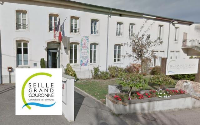 Communauté de Communes Seille Grand Couronné  (54)