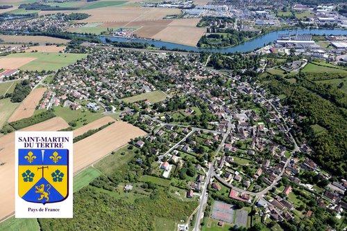 Commune de Saint Martin du Tertre