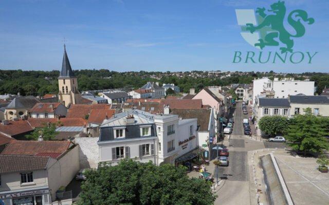 Mairie de Brunoy