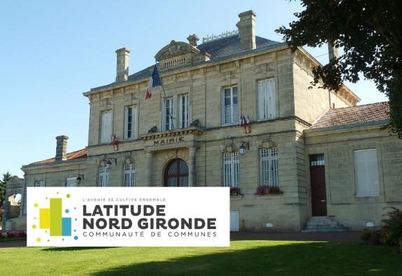 CC Latitude Nord Gironde (33)